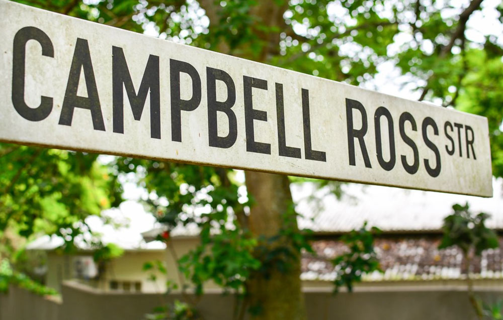 Campbell Ross White River Street Mpumalanga