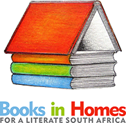 books in homes logo