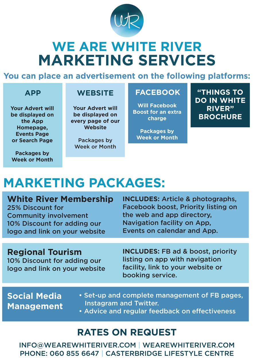 we are white river marketing services