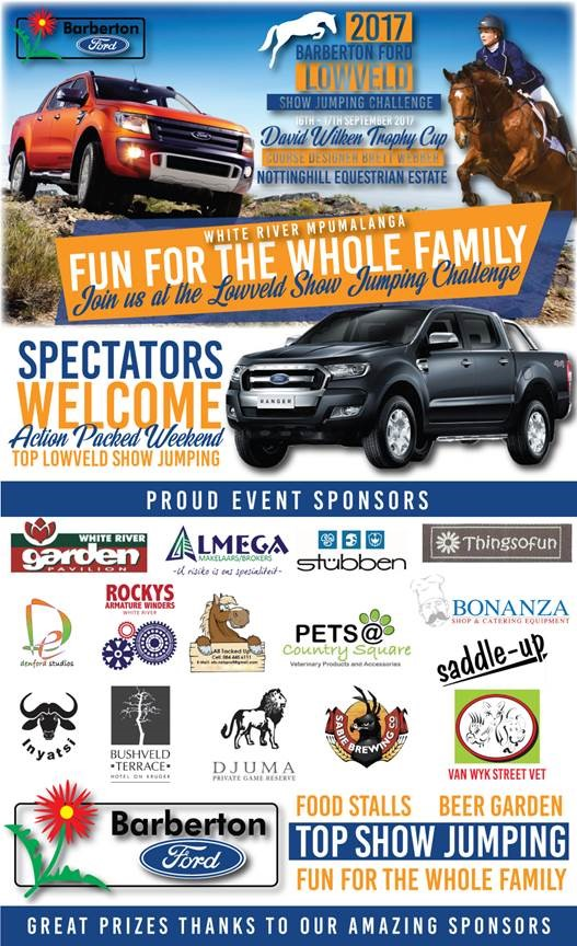 Show Jumping Challenge @ Nottinghill Equestrian Estate @ Nottinghill Equestrian Estate  | Mpumalanga | South Africa