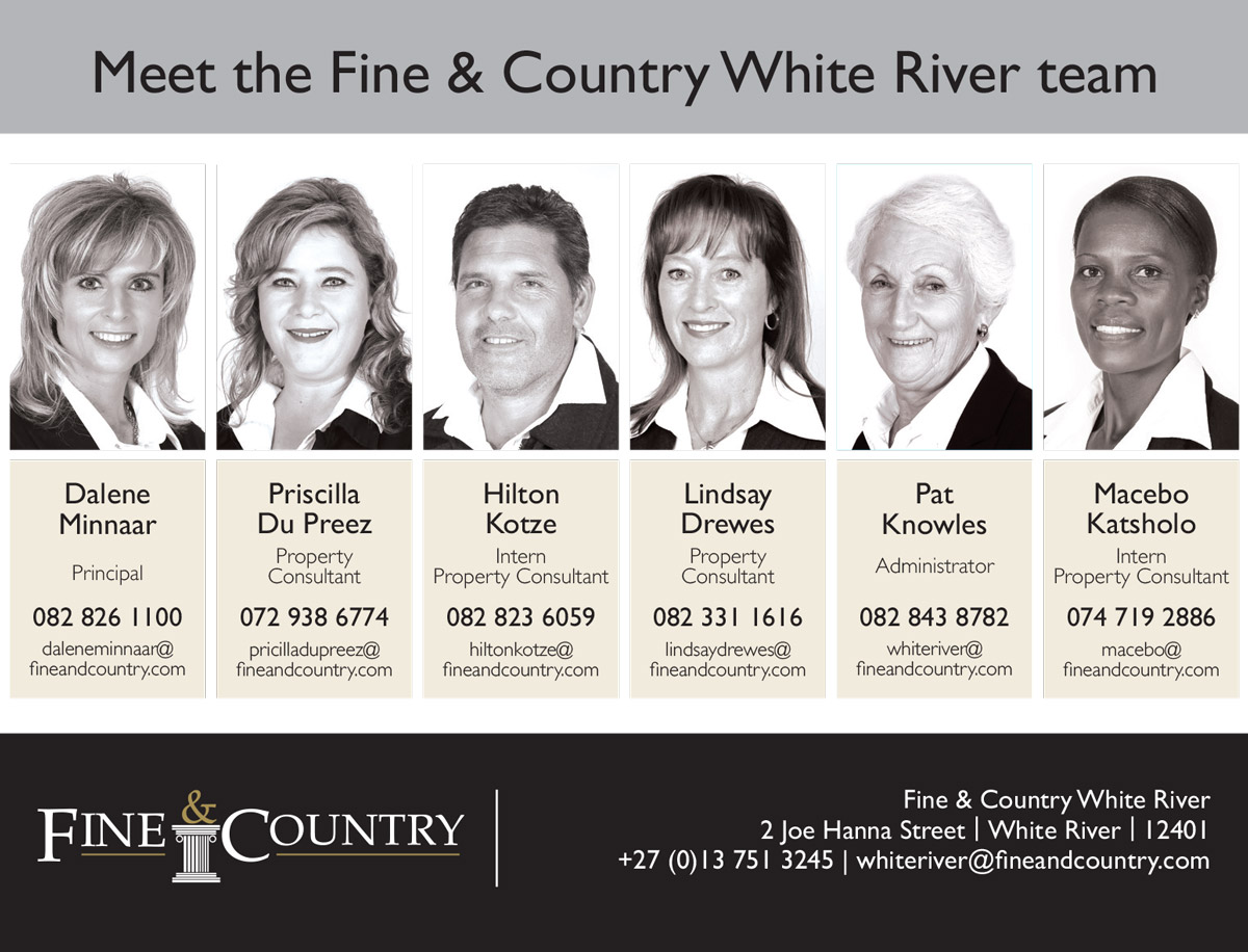 Fine and Country White River