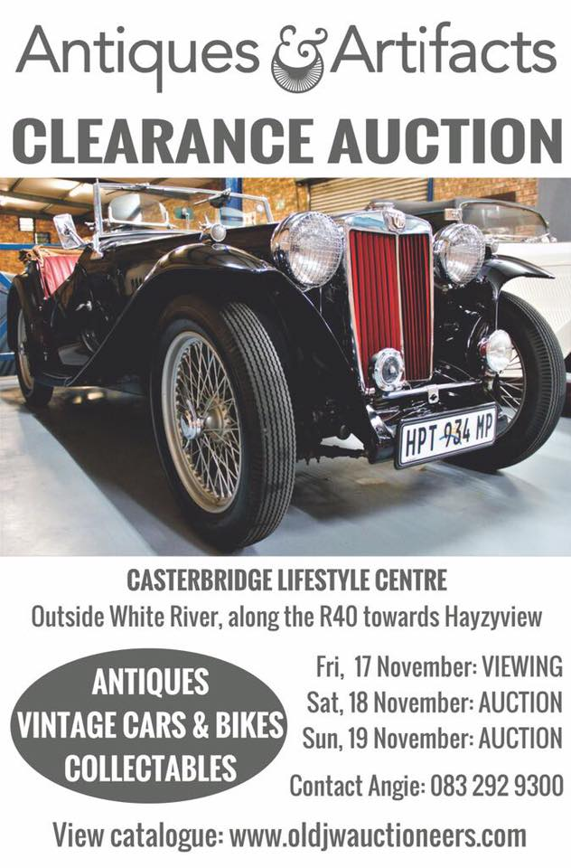 Antiques and Artifacts @ Casterbridge Centre | White River | Mpumalanga | South Africa