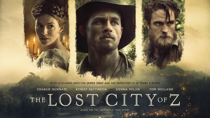 Lost City of Z at Casterbridge Cinema @ Casterbridge Cinema