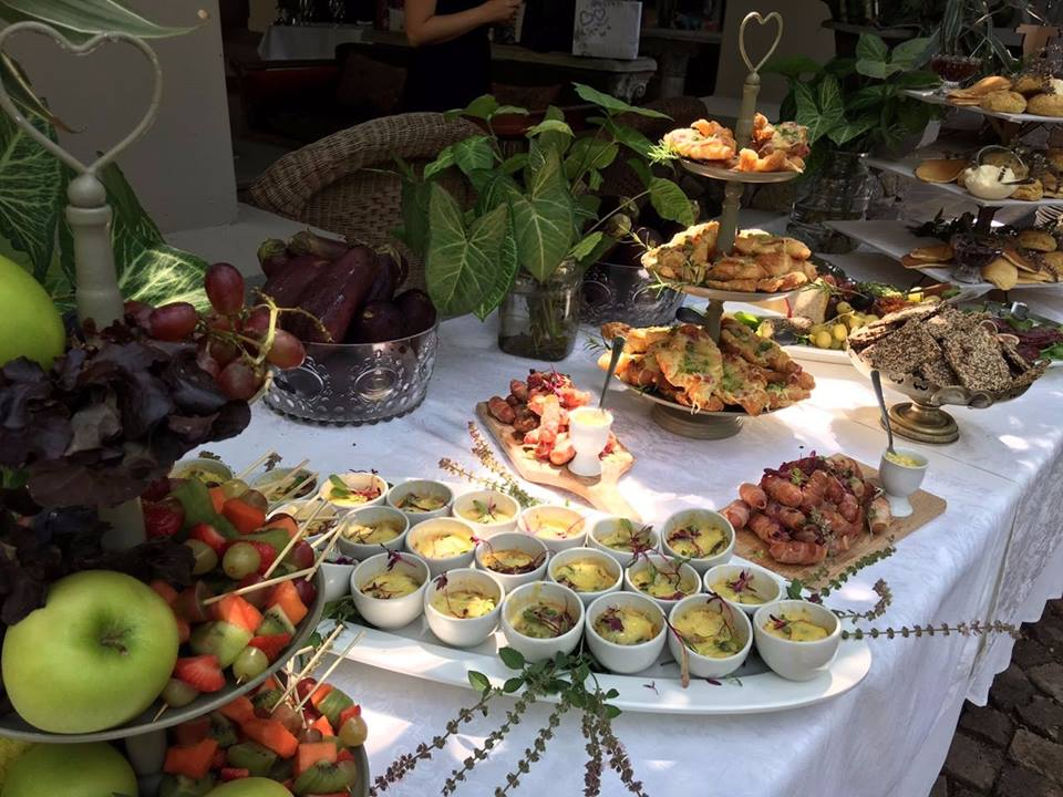 Country Brunch and Lowveld Market with bottomless Bubbles at Belgrace @ Belgrace Boutique Hotel