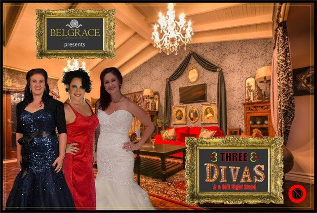 Three Divas and a One Night Stand at Belgrace Boutique Hotel @ Belgrace Boutique Hotel