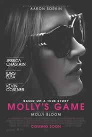 Molly's Game at Casterbridge Cinema @ Casterbridge Cinema