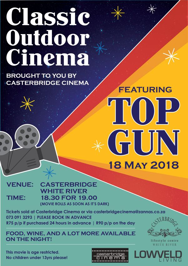 Classic Outdoor Cinema at Casterbridge Lifestyle Centre @ Casterbridge Lifestyle Centre