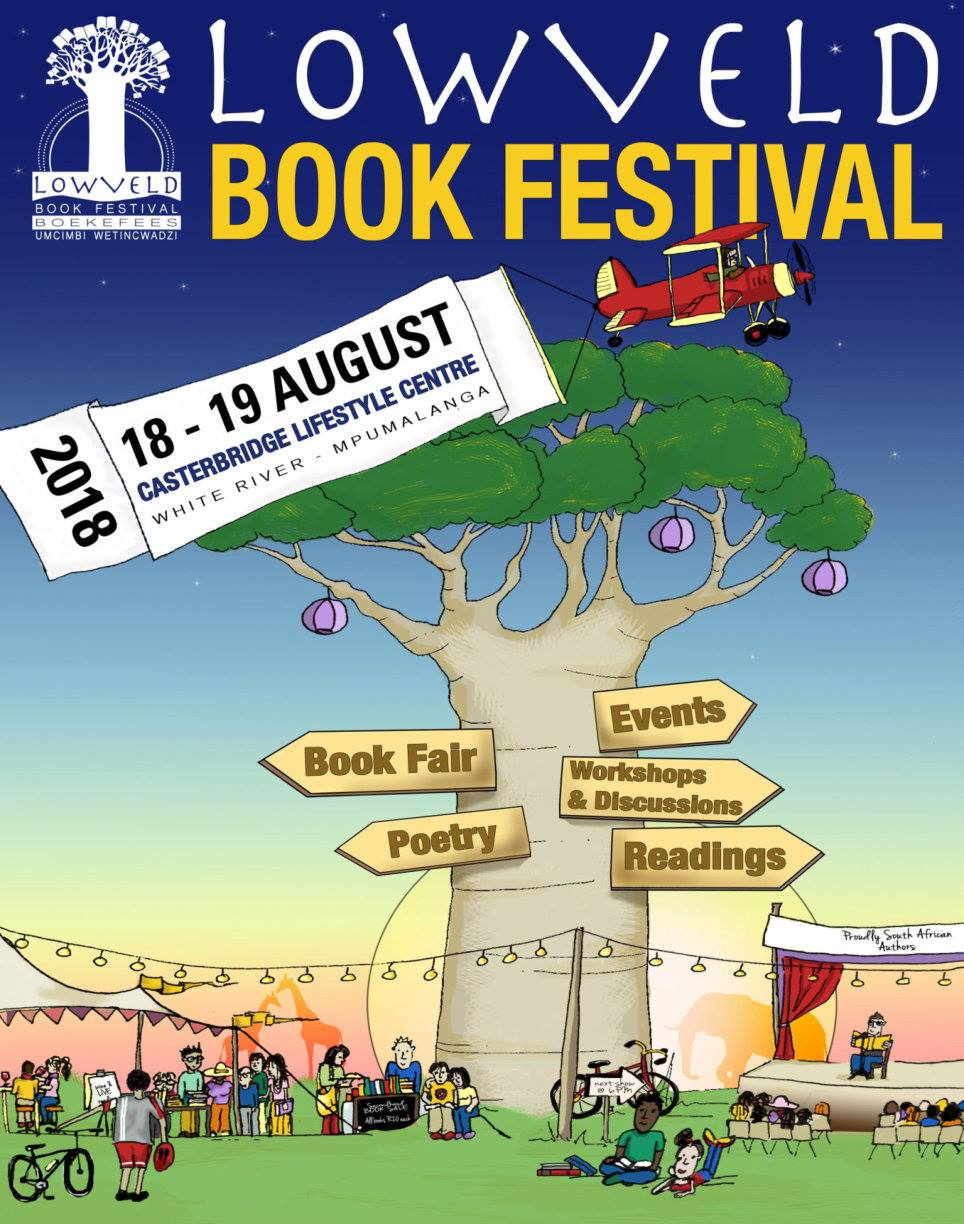 Lowveld Book Festival at Casterbridge @ Casterbridge Lifestyle Centre