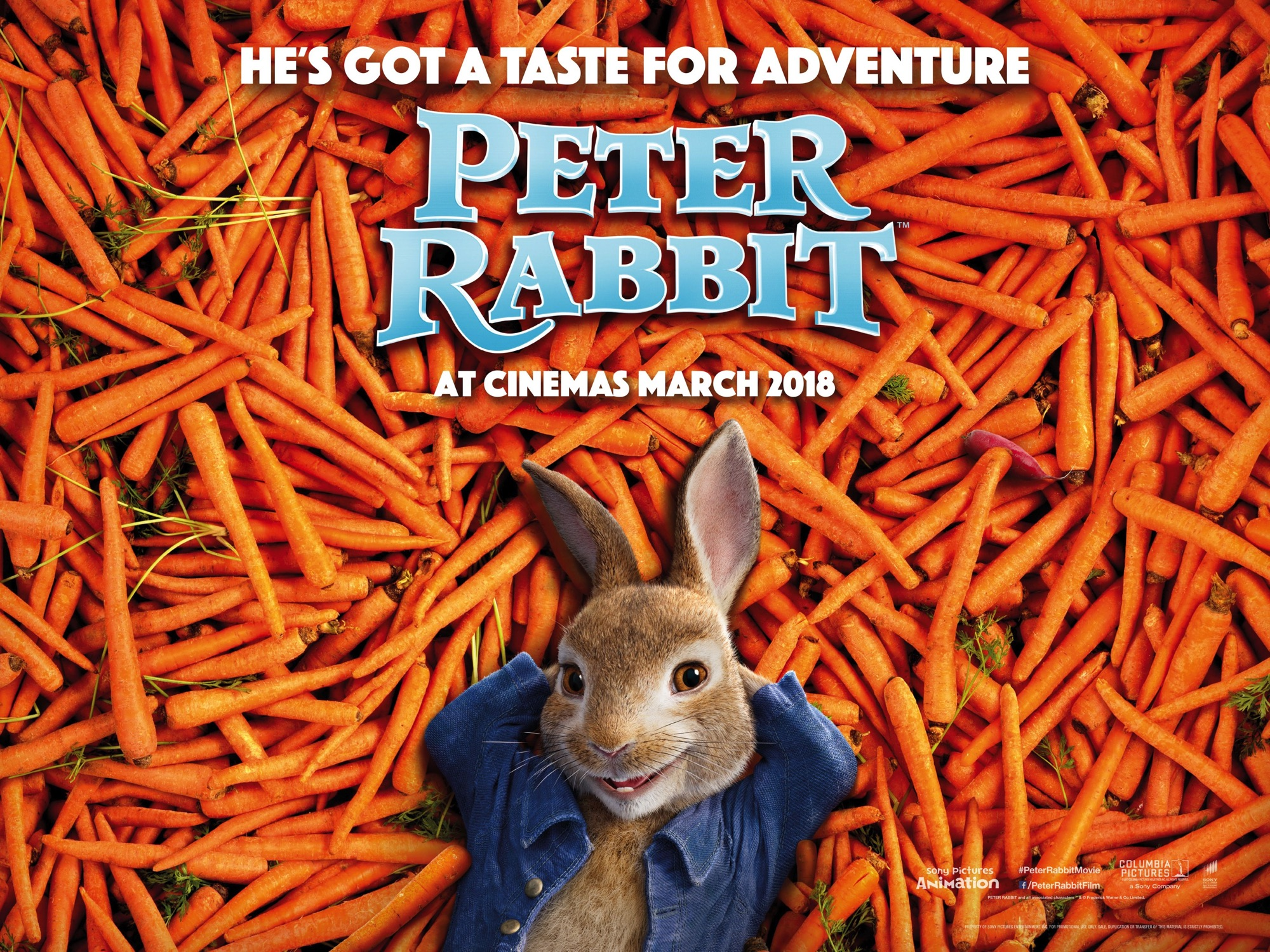 Children's Cinema: Peter Rabbit @ Casterbridge Cinema